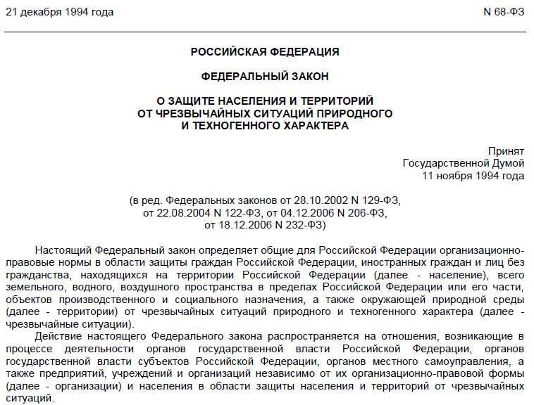 Федеральный закон о гражданстве российской федерации содержание